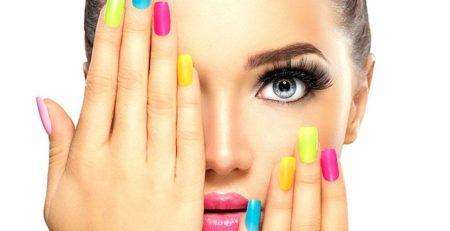 imagen de tipo de esmaltado de uñas
