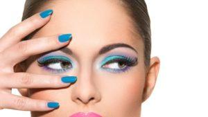 imagen de tipo de esmalte de uñas